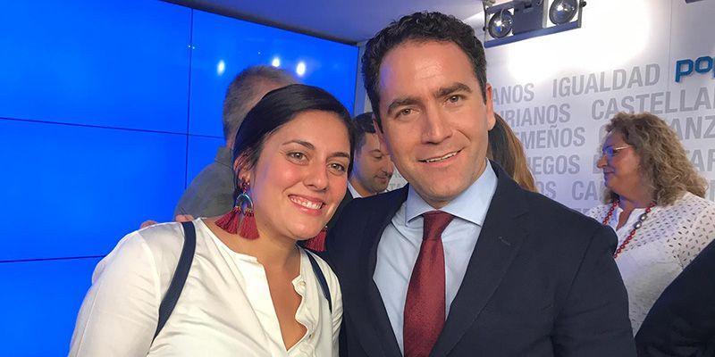 """Jiménez """"El Partido Popular es la alternativa a los vaivenes de Sánchez y la única garantía de gobernabilidad en nuestro país"""""""