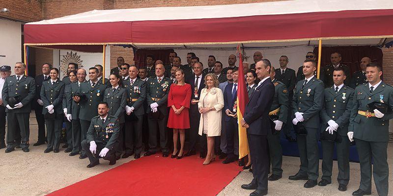 López Carrizo muestra su respaldo y agradecimiento a los Cuerpos y Fuerzas de Seguridad del Estado