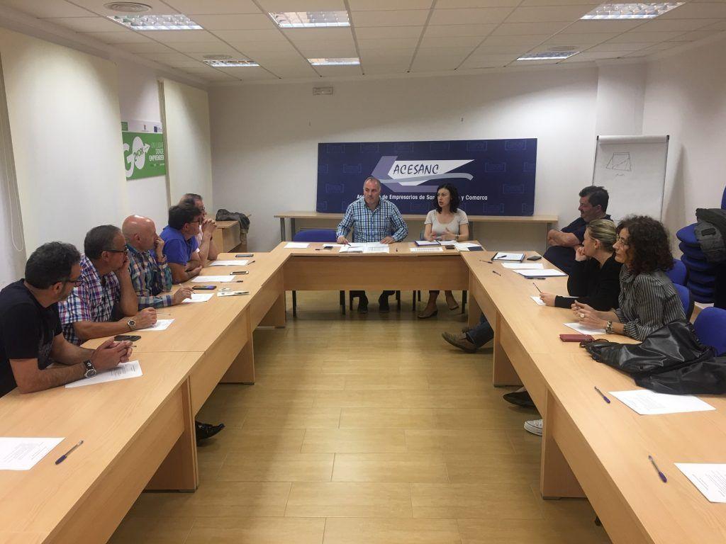 la asociaciC3B3n de empresarios de san clemente y comarca ha aprobado poner en marcha una feria de promociC3B3n empresarial | Informaciones de Cuenca