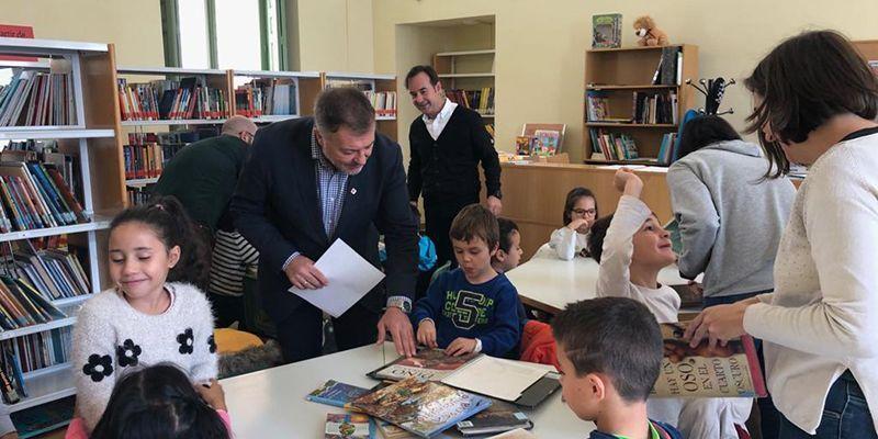 La Biblioteca Municipal de Cuenca recibió una media de 300 visitas diarias durante el año pasado