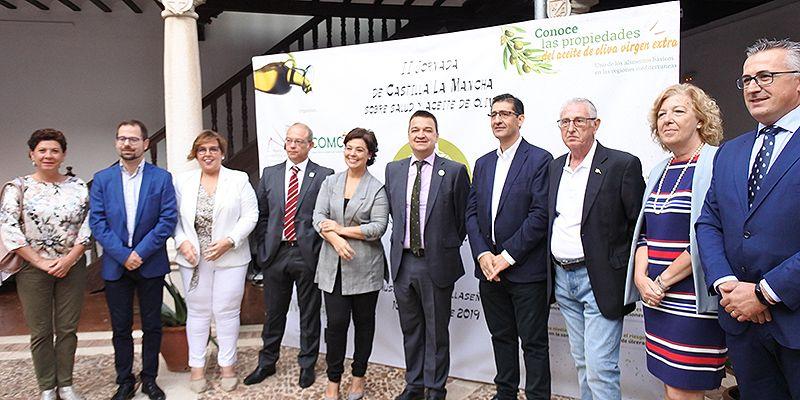 La Junta defiende el valor del aceite de oliva como sinónimo de salud y dieta mediterránea