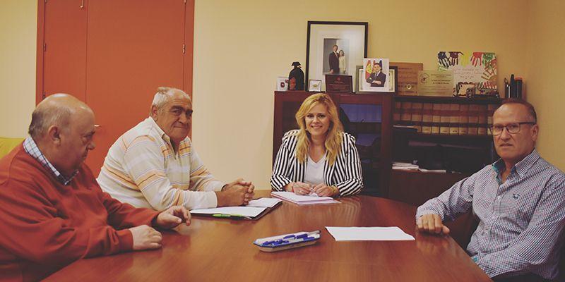 La Junta reitera la necesidad de los servicios públicos como eje para atraer población a la provincia de Cuenca