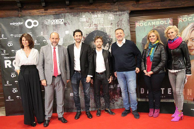 La región ha acogido más de 60 rodajes de cine desde la creación de Castilla-La Mancha Film Commission