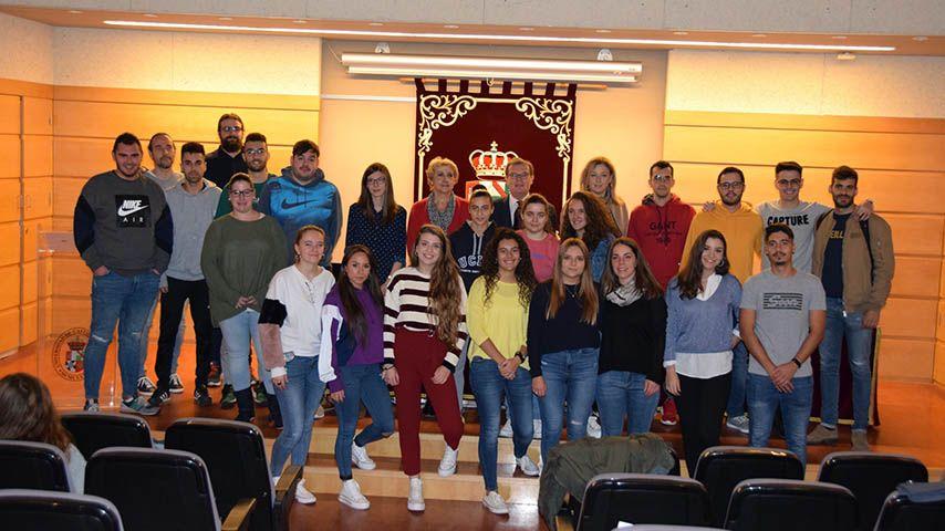 La UCLM entrega las distinciones a los premiados del XXIX Premio Rector en el Campus de Cuenca
