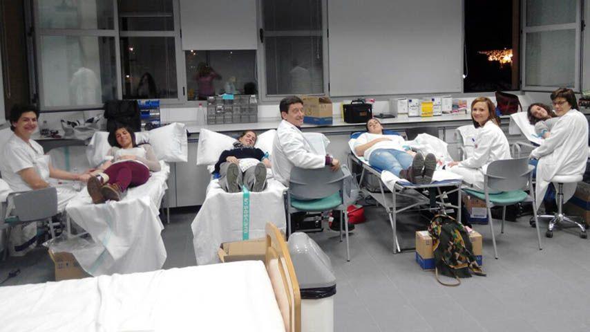 La Universidad de Castilla-La Mancha participa el 8 de octubre en el II Reto de donaciones de sangre #Reto5Mil