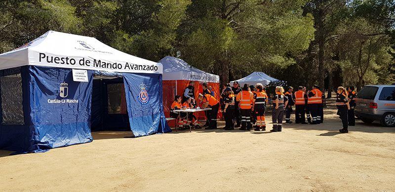 Las agrupaciones de Protección Civil de 182 municipios de la región recibirán este año subvención para uniformes y medios materiales