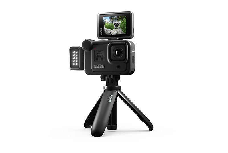 ¡Luces, cámara y acción! Llega la HERO8 BLACK, los accesorios y la Max