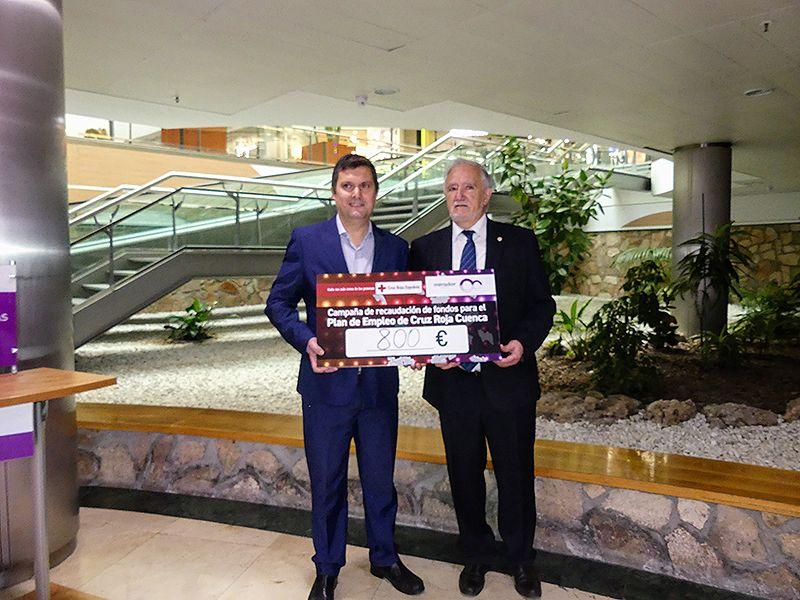 """""""Márcate una partida por el empleo"""" recauda 800 euros para la mejora de las oportunidades laborales de los que más barreras encuentran"""
