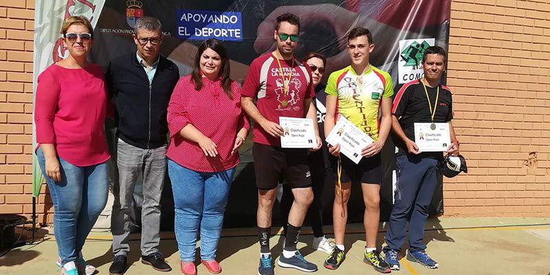 Montserrat Rodríguez Guixá y Manuel Diaz González se proclaman campeones provinciales de Cuenca de Orientación