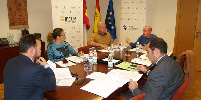 La Comisión Ejecutiva de Aval Castilla-La Mancha aprueba operaciones para respaldar inversiones por valor de casi tres millones de euros