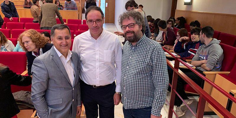 Prieto pide al mundo académico que ayude a concienciar a las instituciones de la urgencia de poner en práctica políticas de repoblación