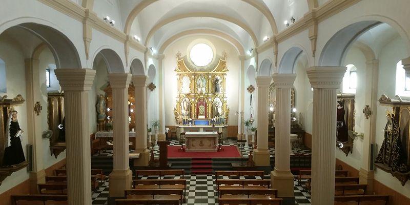 Profanan la Iglesia y del Sagrario de la Parroquia de La Concepción en Casas de Fernando Alonso