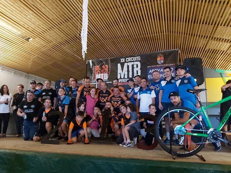 Santiago Madrona y Encarni Coronado vencen en el VIII Trofeo CD Belmonte Nature