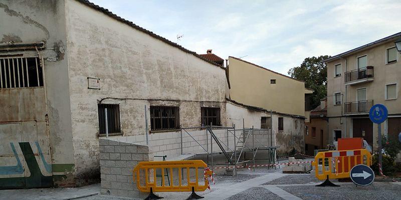 Sobre las construcciones que surgen en Brihuega