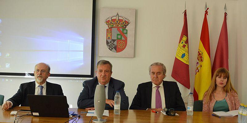 Una jornada de la UCLM repasa la impronta del jurista Pedro Dorado en la Ciencia Penal española