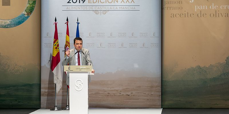 Albacete acoge la fiesta de los alimentos de Castilla-La Mancha y reconoce a los productos que llevan el apellido de la tierra a cualquier rincón del mundo