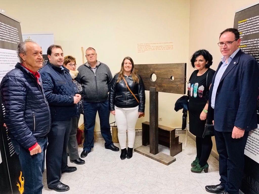 Castejón aumenta sus reclamos turísticos y revive a las Brujas de La Alcarria, en una exposición permanente