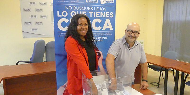 Asociación de Comercio de Cuenca y Concejalía de Comercio del Ayuntamiento de Cuenca sortean entradas por el Black Friday