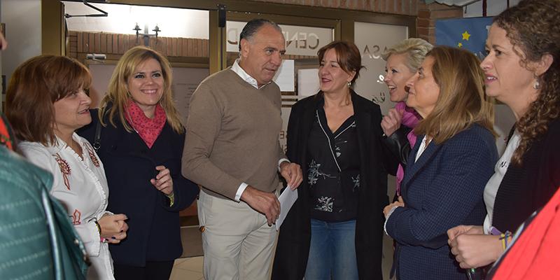 Blanca Fernández pide a los conquenses progresistas el voto para el PSOE para evitar un diputado de VOX