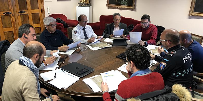 Cuenca coordina los medios humanos y materiales disponibles ante el inicio de la campaña invernal