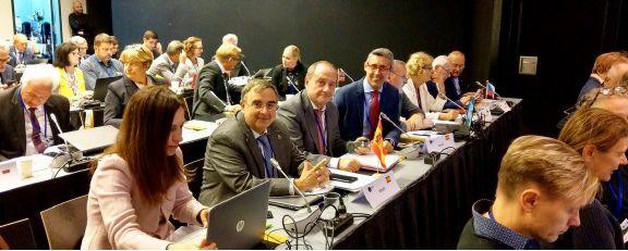 Dos conquenses, máximos representantes de la ingeniería en España y en Europa