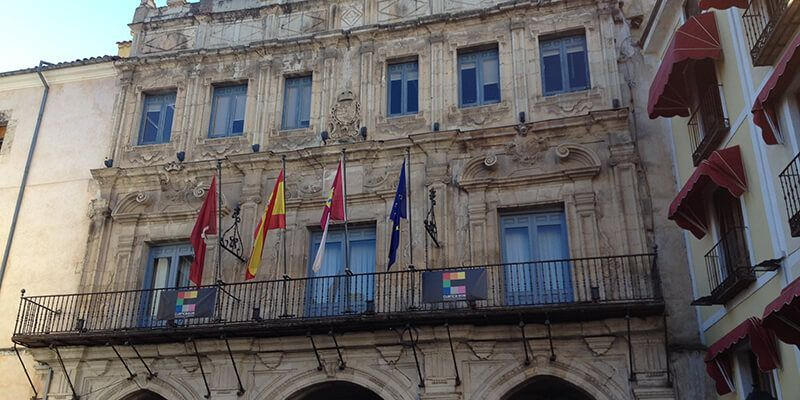 El Ayuntamiento colabora con el II Congreso Internacional de Arquitectura que se celebra en Cuenca