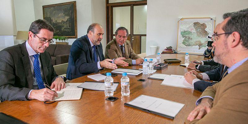 El Gobierno regional espera tener suscrito el Pacto contra la Despoblación en Castilla-La Mancha antes de que acabe el año