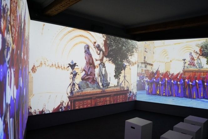 El Museo de la Semana Santa de Cuenca pone en marcha el ciclo Proyecciones en el Museo