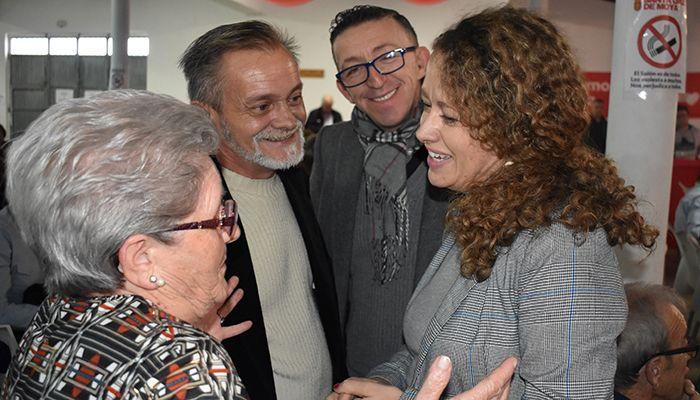 El PSOE de Cuenca celebra un multitudinario encuentro comarcal en Santa Cruz de Moya