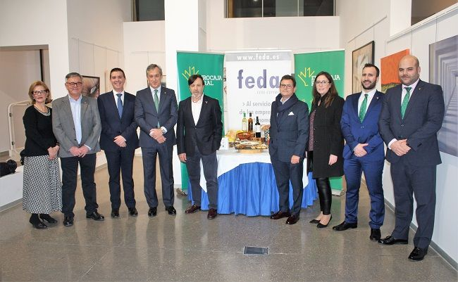 Eurocaja Rural patrocina la IX edición Mejor con Vino, organizada por FEDA