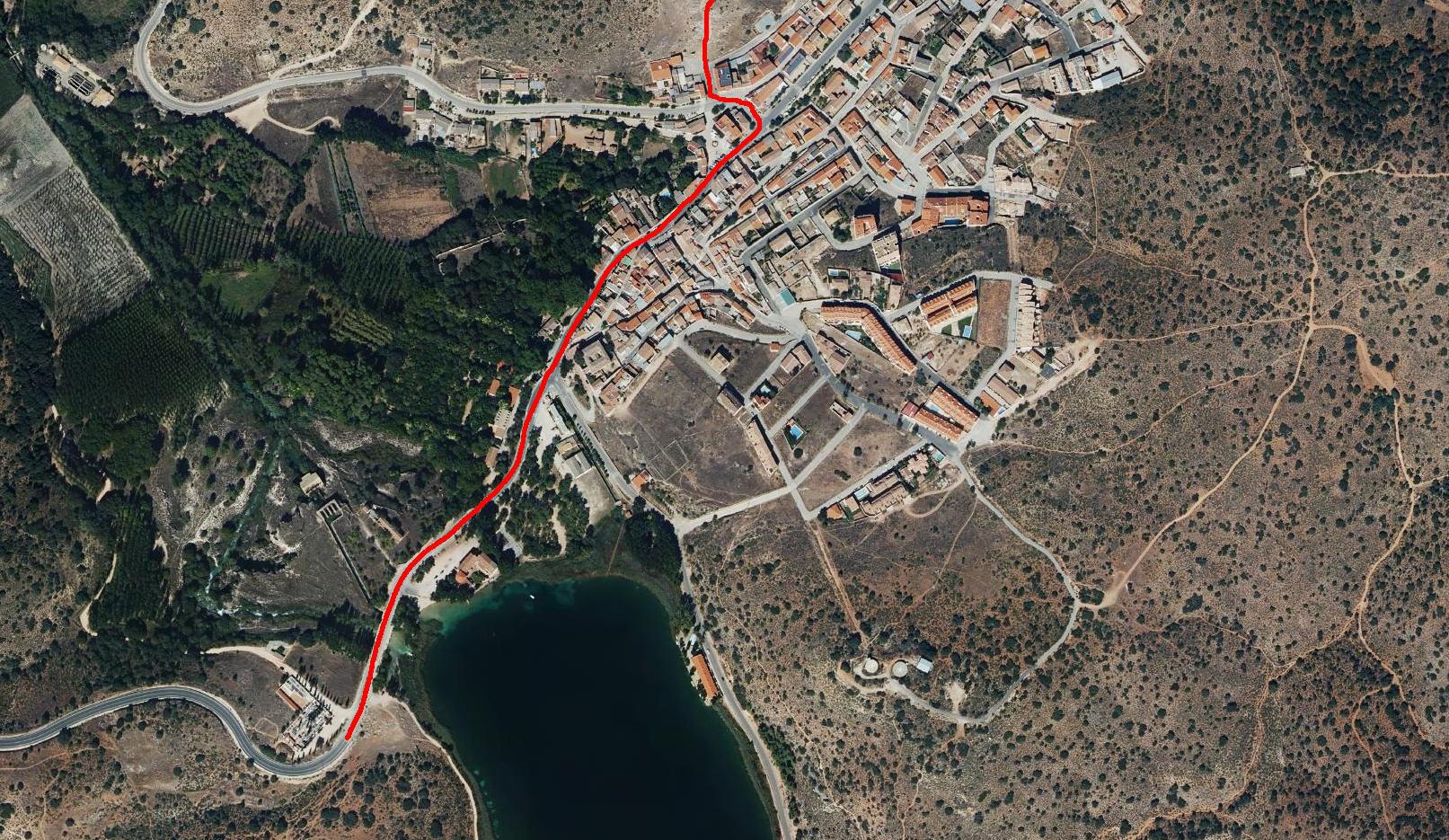 grati mapa ruidera 2   Informaciones de Cuenca