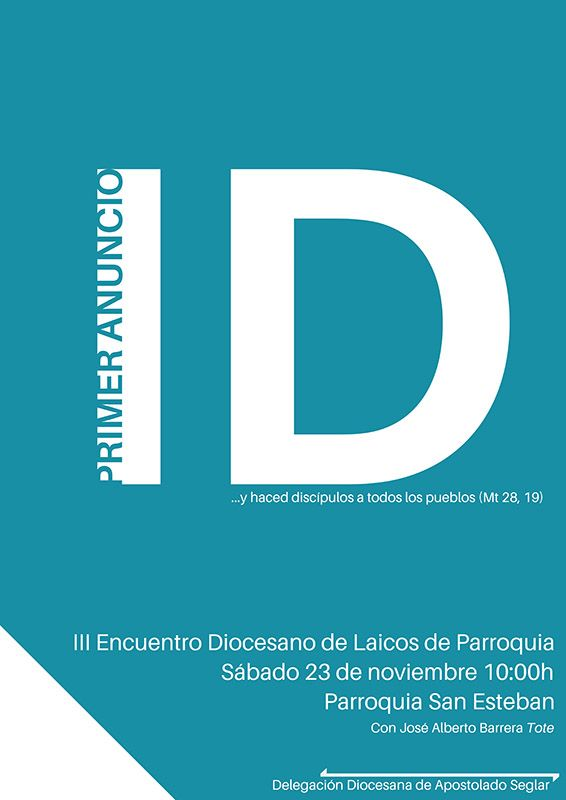 Cuenca acoge este sábado el III Encuentro Diocesano de Laicos de Parroquia