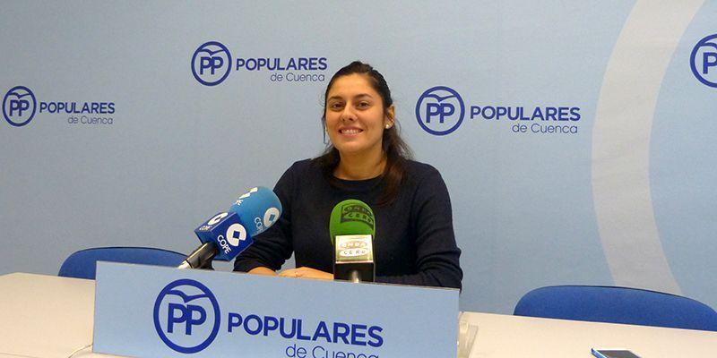 """Jiménez alerta de la """"preocupante"""" bajada de autónomos en Cuenca y advierte sobre las nefastas consecuencias de un hipotético pacto Sánchez-Podemos"""
