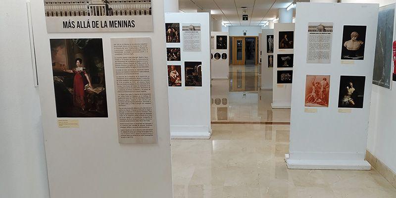 La Facultad de Letras de la UCLM conmemora el bicentenario del Museo del Prado con la exposición 'Más allá de las Meninas'