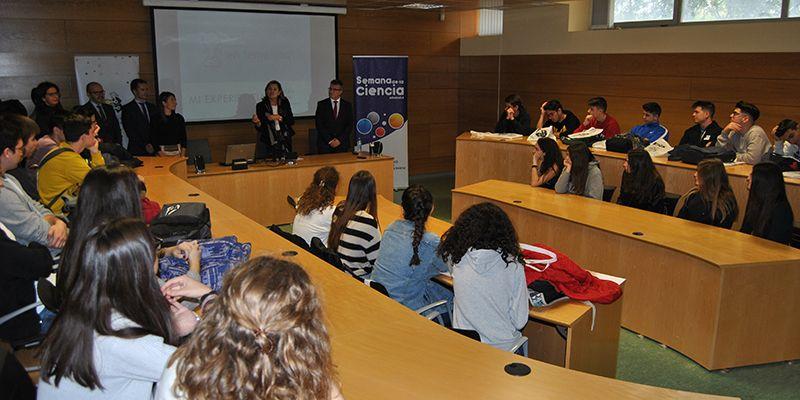 La Junta ensalza que la Semana de la Ciencia incida este año  en fomentar las vocaciones científicas entre las jóvenes