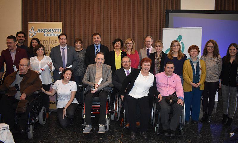 La Junta ha destinado en 2019 casi 145.000 euros a actividades de entidades que trabajan en el ámbito de la discapacidad en Cuenca