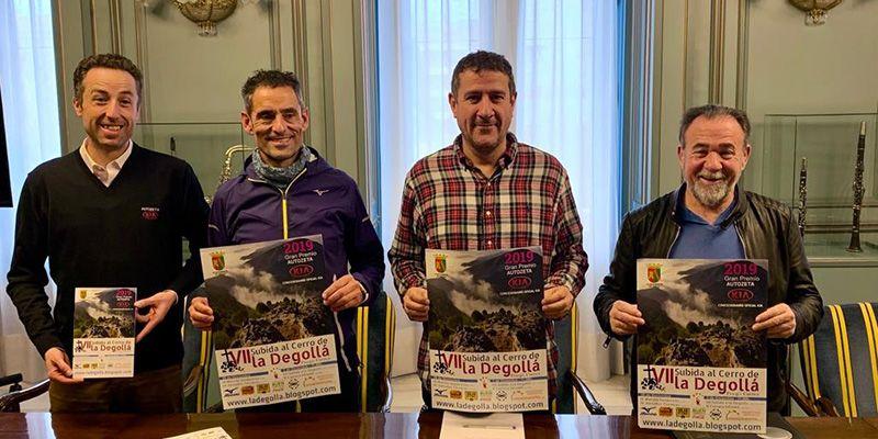 La Subida al Cerro de la Degollá reunirá en Priego a más de 500 corredores