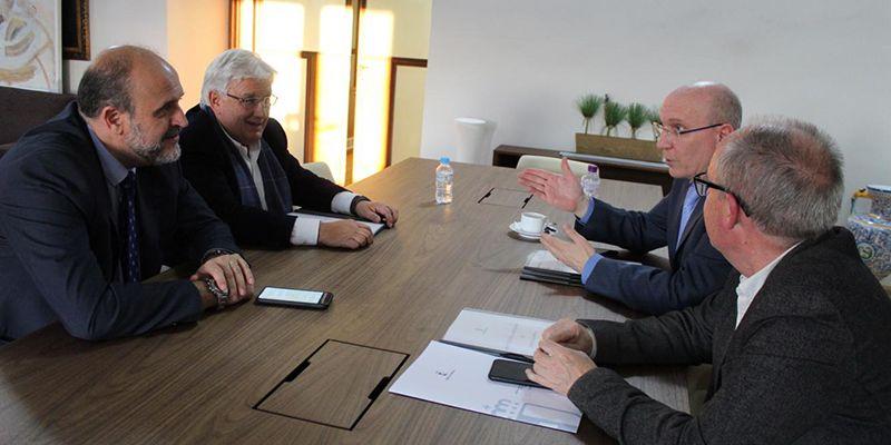 Martínez Guijarro sigue recabando apoyos para alcanzar el Pacto contra la Despoblación de Castilla-La Mancha