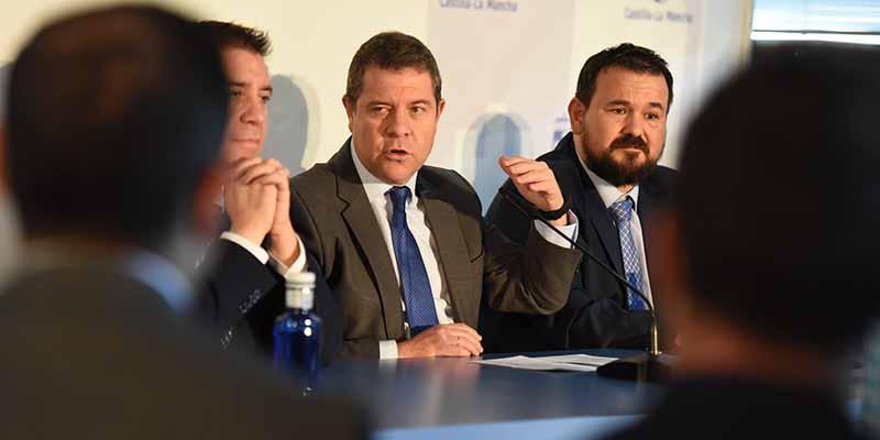 """Page incide en la necesidad de que se forme Gobierno """"sin la condicionalidad política"""" que suponen los independentistas"""