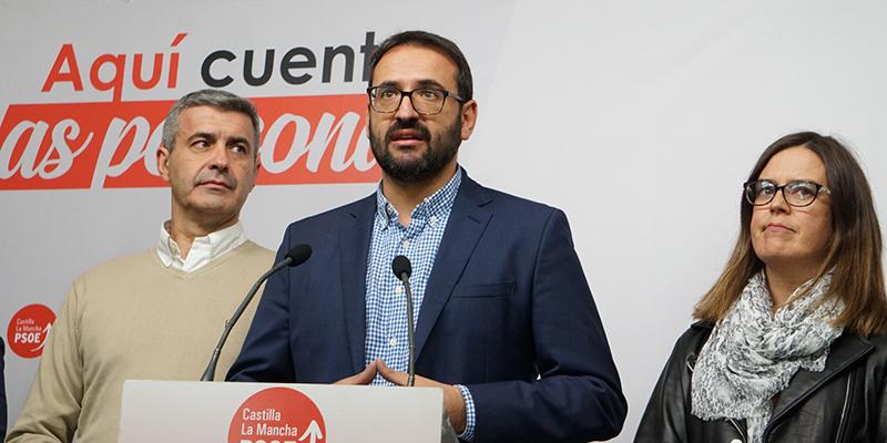 Sergio Gutiérrez resalta que Castilla-La Mancha es la tercera comunidad donde más sube el PSOE en porcentaje de voto