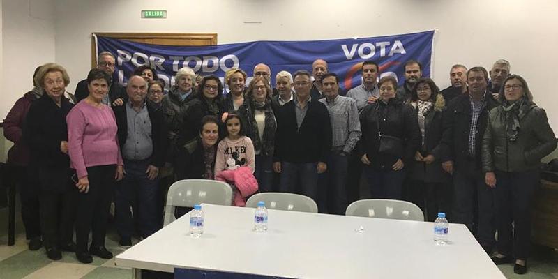 """Tortosa """" Tenemos que aunar el voto en el Partido Popular para evitar que más conquiste pierdan su empleo"""""""