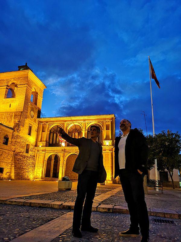 VOX Cuenca se reúne con ASAJA y visita Villanueva de la Jara y El Peral