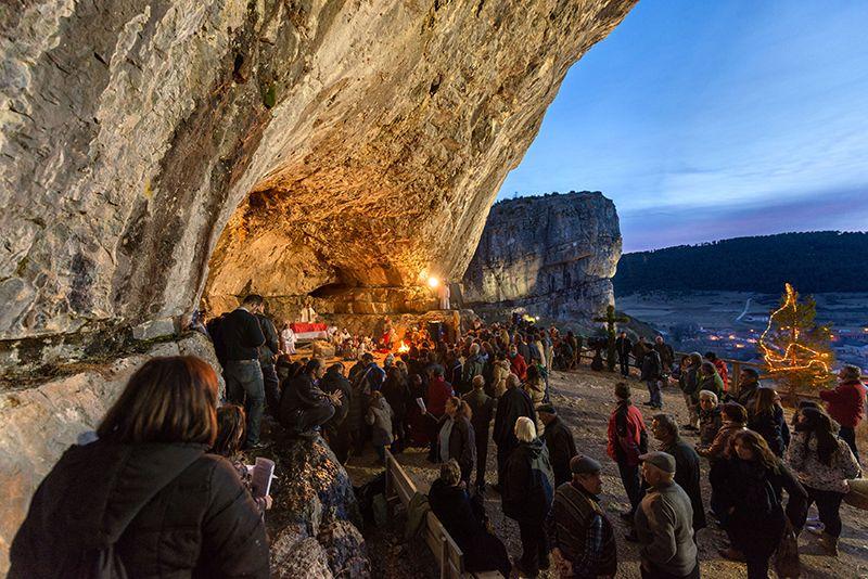Alarilla, Torija, Vega del Codorno... Castilla-La Mancha ofrece a vecinos y visitantes la oportunidad de celebrar unas navidades diferentes
