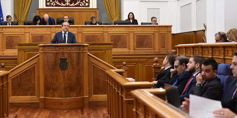 Aprobados los presupuestos regionales para 2020 más de 10.000 millones de euros de gasto total