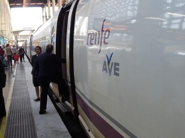 Candidatura de Cuenca pide la implantación en el corredor mediterráneo, con parada en Cuenca, de trayectos con tarifas de bajo coste