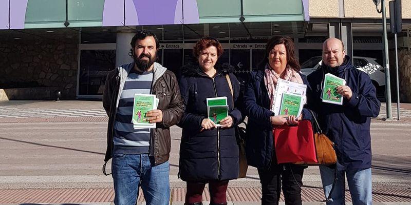 """CCOO-Servicios convoca a las plantillas del Comercio de Cuenca a concentrarse el próximo martes ante la CEOE para exigir """"subida salarial y convenio digno"""""""