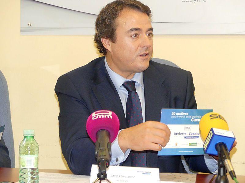 """CEOE-Cepyme Cuenca resalta que 2019 ha sido el año en el que ha arrancado """"Invierte en Cuenca"""""""