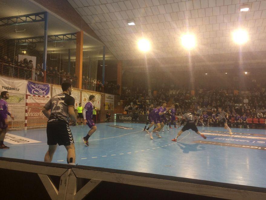 El Ciudad Encantada rompe su mala racha de tres partidos sin ganar ante el Guadalajara