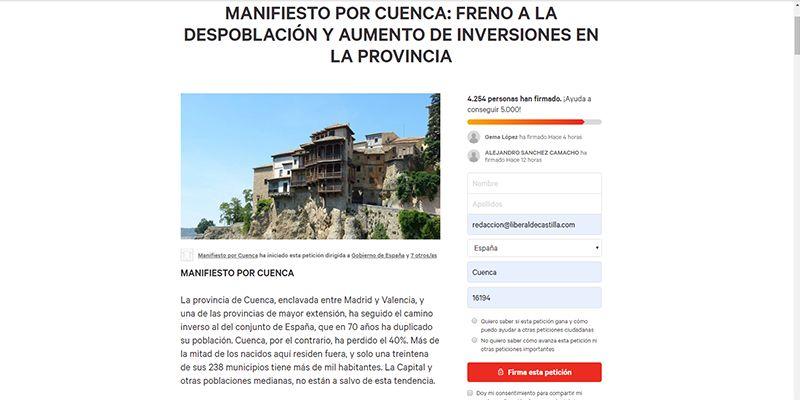 El Colegio de Ingenieros de Caminos, Canales y Puertos de Castilla-La Mancha se adhiere al Manifiesto por Cuenca