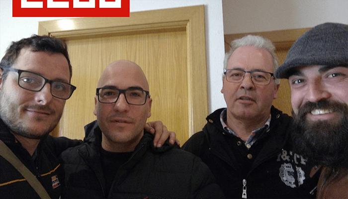 El comité de empresa convoca huelga de tres días en Almacenes Pogar de Tarancón